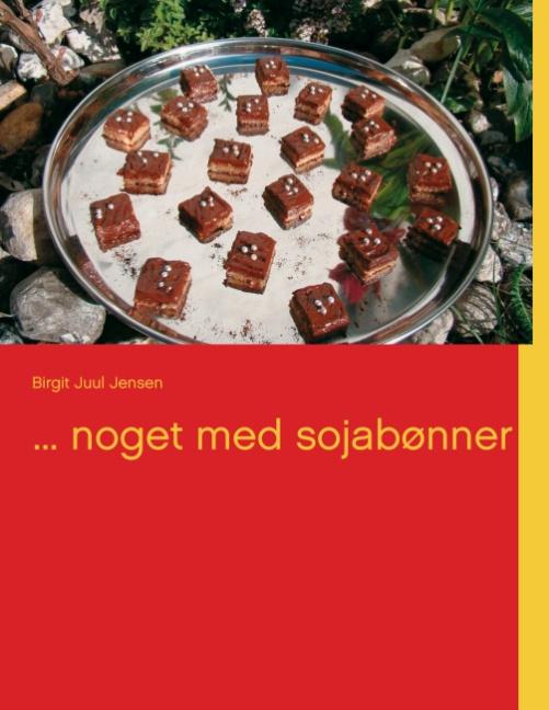 Image of   ... noget med sojabønner (Bog)