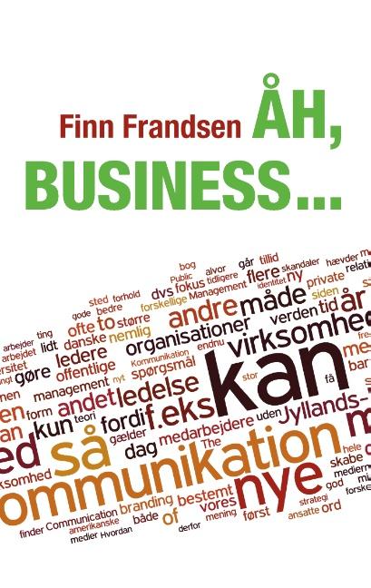 Image of   Åh, business ... (Bog)