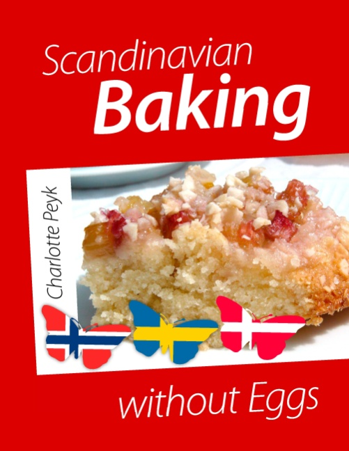 Scandinavian Baking without Eggs (Bog)