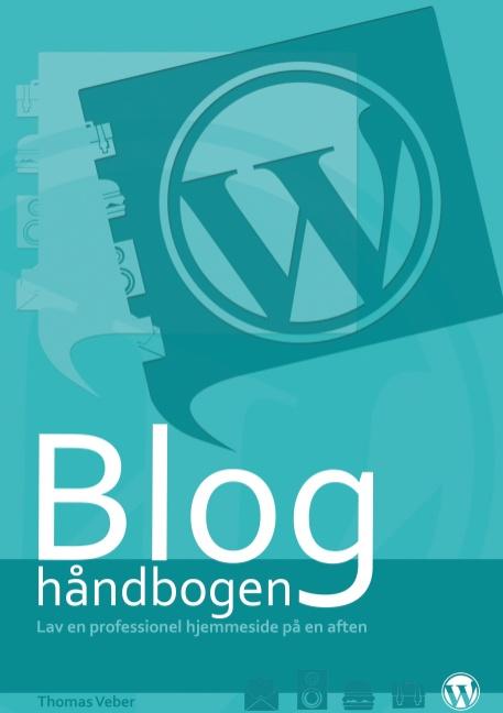 Image of   Bloghåndbogen (Bog)