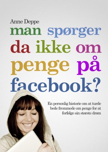 Image of Man spørger da ikke om penge på Facebook? (Bog)