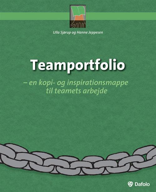 Teamportfolio - en kopi- og inspirationsmappe til teamets arbejde (Bog)