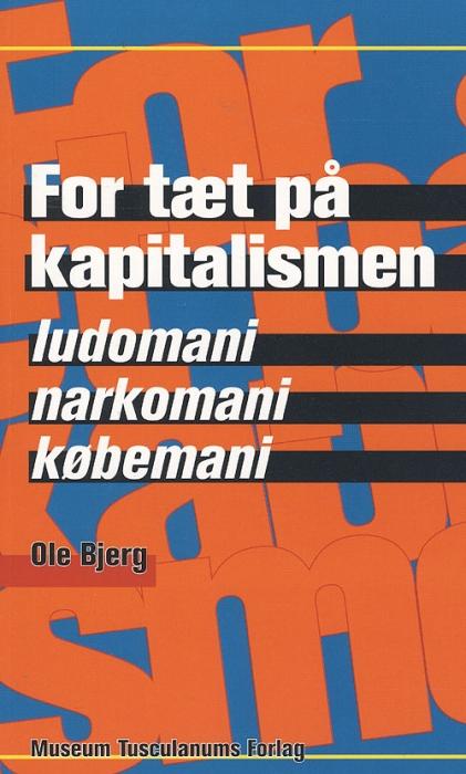 Image of   For tæt på kapitalismen (Bog)