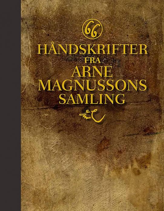 Image of   66 håndskrifter fra Arne Magnussons samling (Bog)
