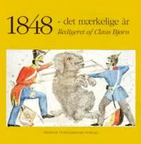 Image of   1848 - det mærkelige år (Bog)
