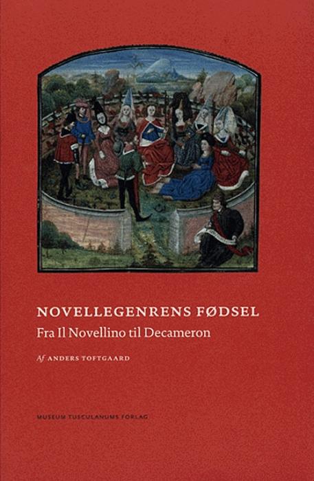 Image of Novellegenrens fødsel (Bog)