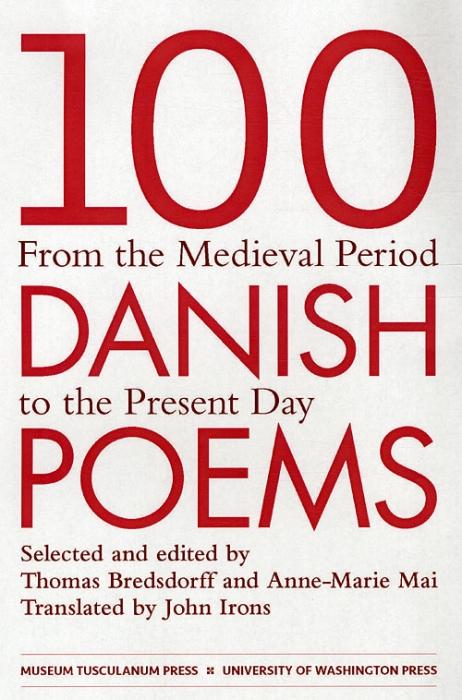 Image of   100 Danish Poems (Bog)