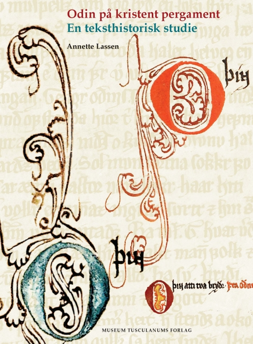 Image of Odin på kristent pergament (Bog)