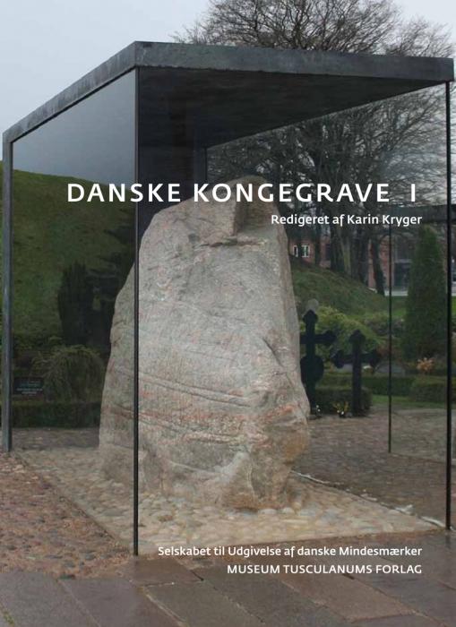 Danske Kongegrave I-III (Bog)