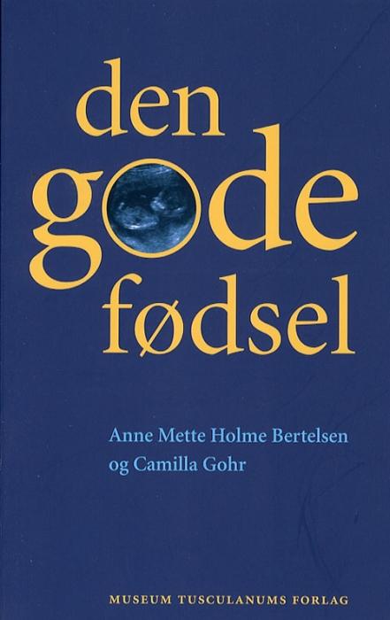 Image of Den gode fødsel (Bog)