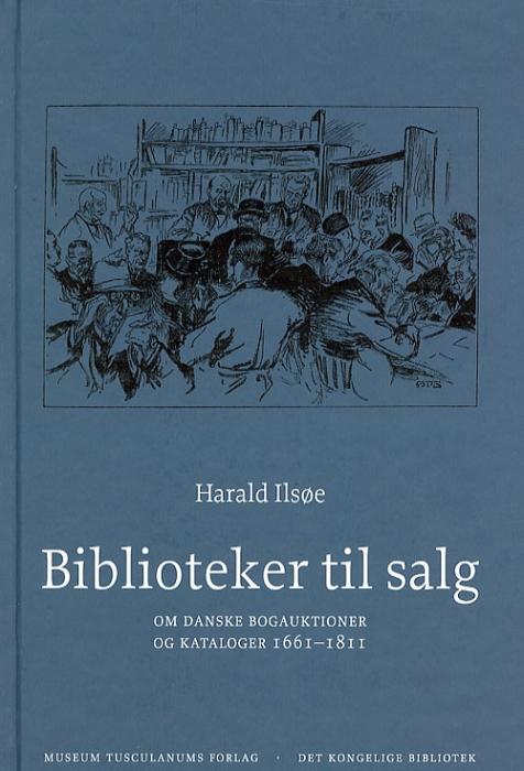 Image of   Biblioteker til salg (Bog)