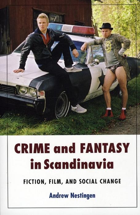 Crime and Fantasy in Scandinavia (Bog)
