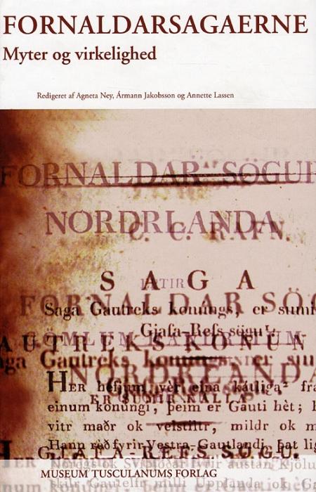 Image of Fornaldarsagaerne (Bog)