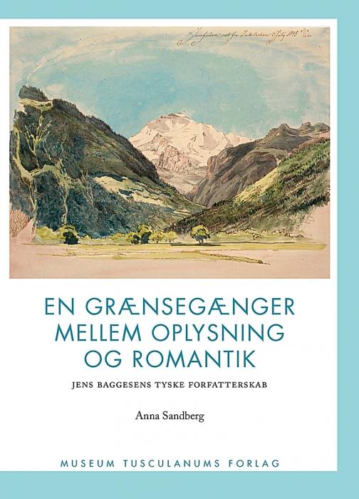 Image of En grænsegænger mellem oplysning og romantik (Bog)