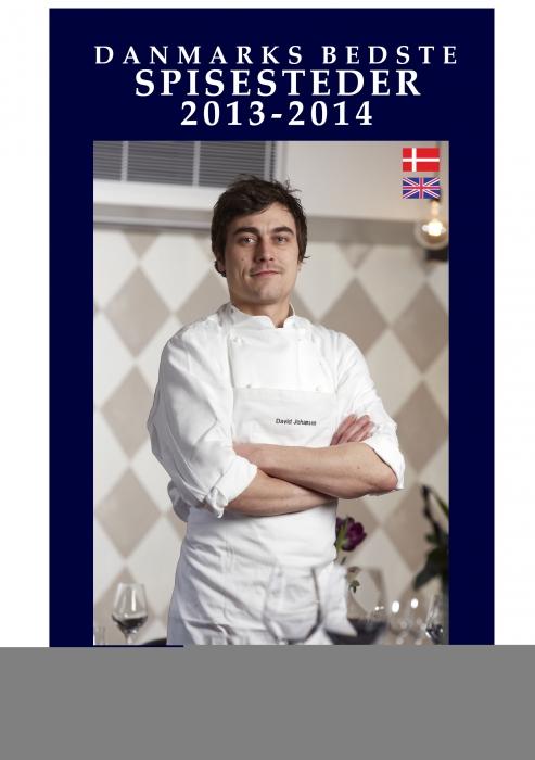 Image of   Danmarks Bedste Spisesteder 2013-2014 (Bog)