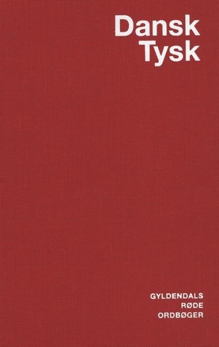 Dansk-Tysk Ordbog (Bog)
