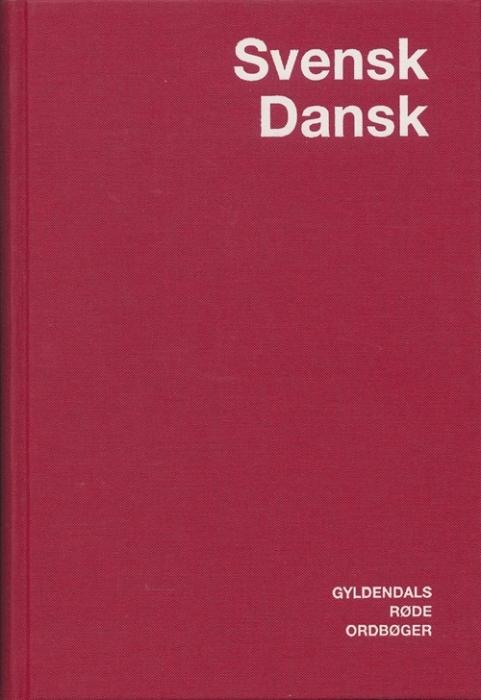 Svensk-Dansk Ordbog (Bog)