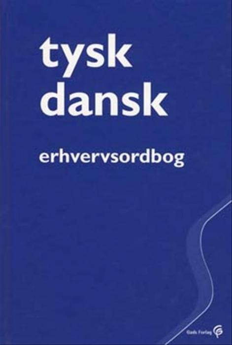Tysk-Dansk Erhvervsordbog (Bog)