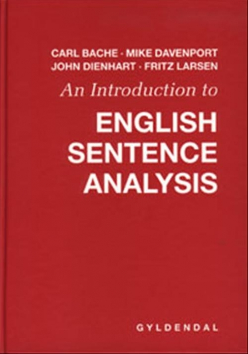 Image of   An Introduction to English Sentence Analysis (Bog)