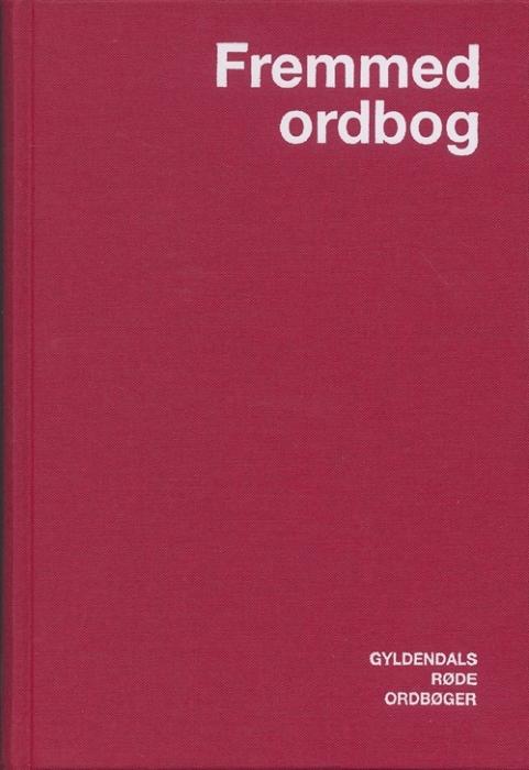 Fremmedordbog (Bog)