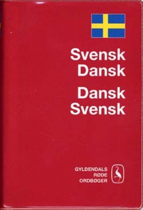 Svensk-Dansk/Dansk-Svensk Ordbog (Bog)