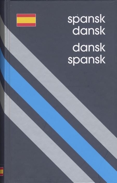 Spansk-Dansk/Dansk-Spansk Ordbog (Bog)