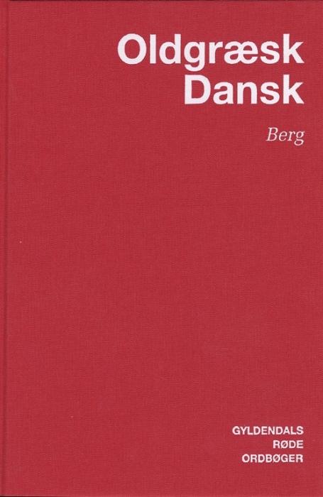 Oldgræsk-Dansk Ordbog (Bog)