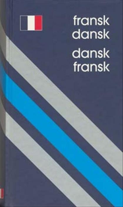 Fransk-Dansk/Dansk-Fransk Ordbog (Bog)