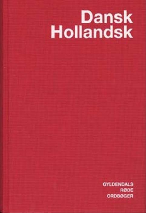 Dansk-Hollandsk Ordbog (Bog)