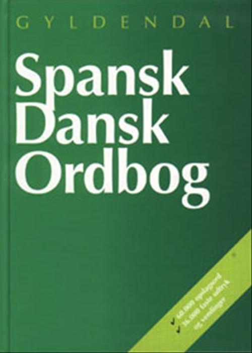 Spansk-Dansk Ordbog (Bog)