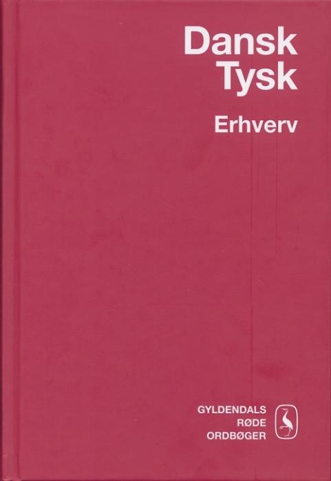 Dansk-Tysk Erhvervsordbog (Bog)
