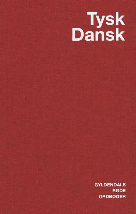 Tysk-Dansk Ordbog (Bog)