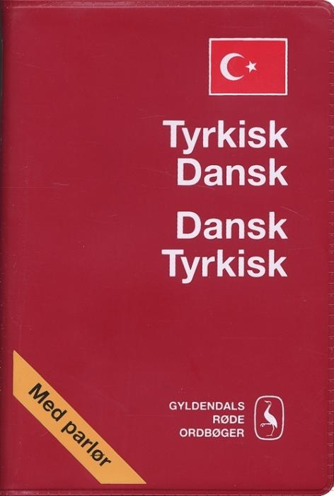 Tyrkisk-Dansk/Dansk-Tyrkisk Ordbog (Bog)