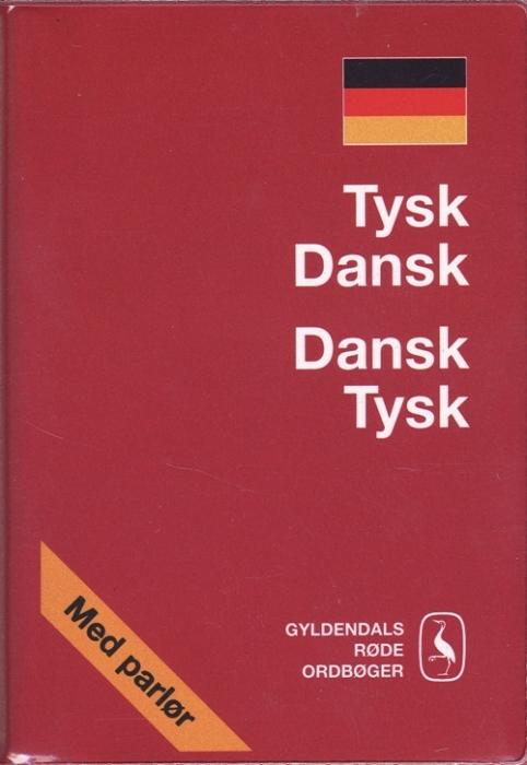Tysk-Dansk/Dansk-Tysk Ordbog (Bog)