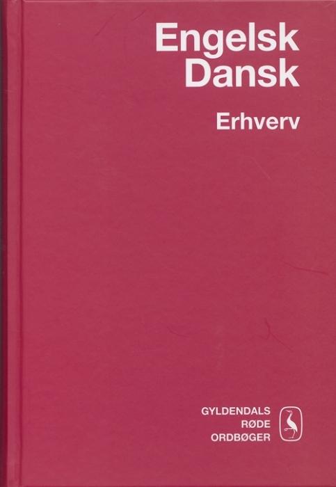 Engelsk-Dansk Erhvervsordbog (Bog)