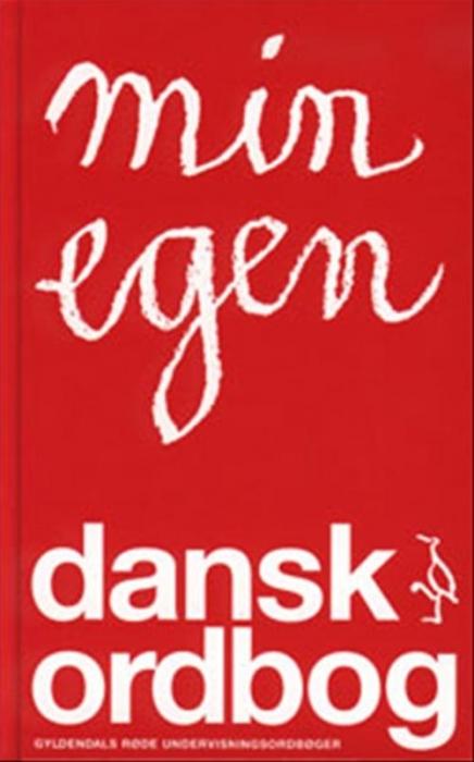 Min egen danskordbog (Bog)