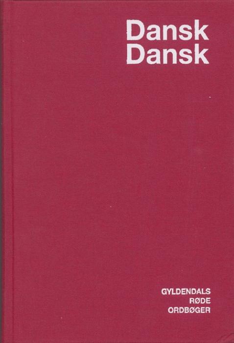 Dansk-Dansk Ordbog (Bog)