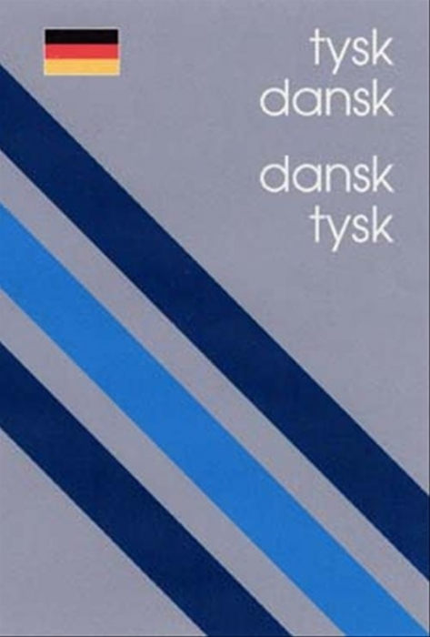 Tysk-Dansk/Dansk-Tysk Ordbog med cd-rom (Bog)