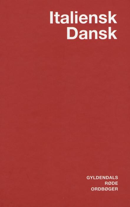 Italiensk-Dansk Ordbog (Bog)