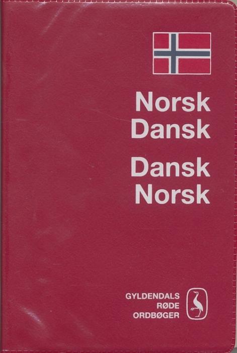 Norsk-Dansk/Dansk-Norsk Ordbog (Bog)