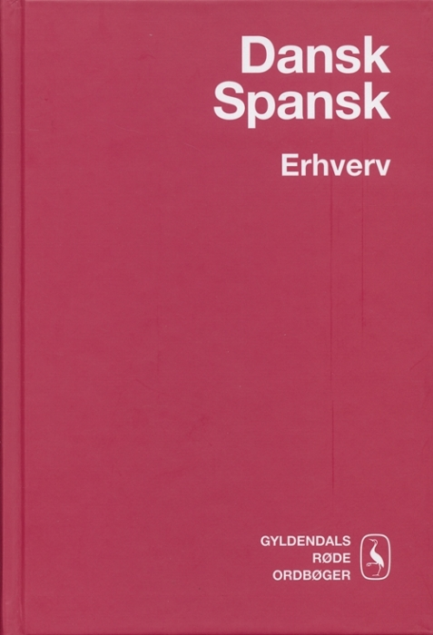 Dansk-Spansk Erhvervsordbog (Bog)