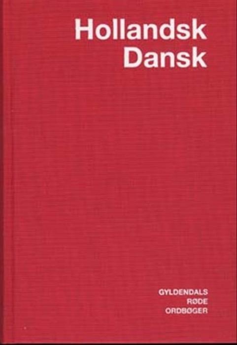 Hollandsk-Dansk Ordbog (Bog)