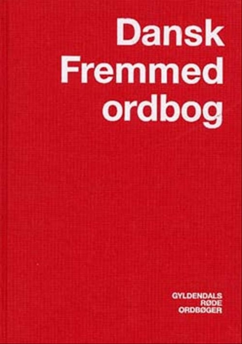 Dansk Fremmedordbog (Bog)