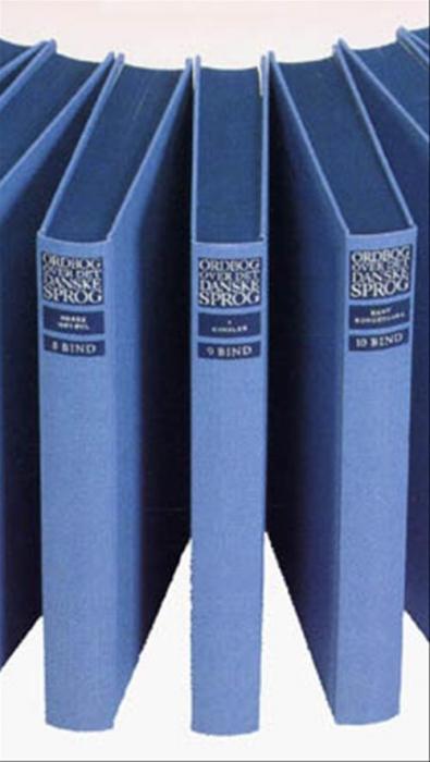 Ordbog over det danske Sprog (Bog)