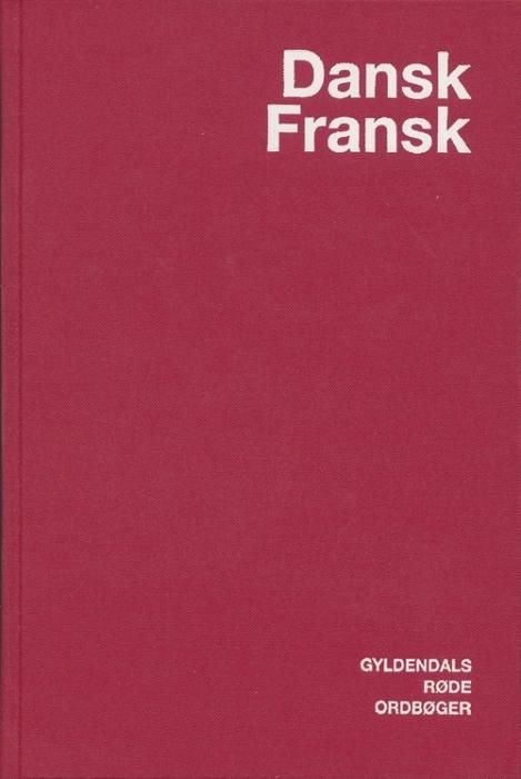 Dansk-Fransk Ordbog (Bog)