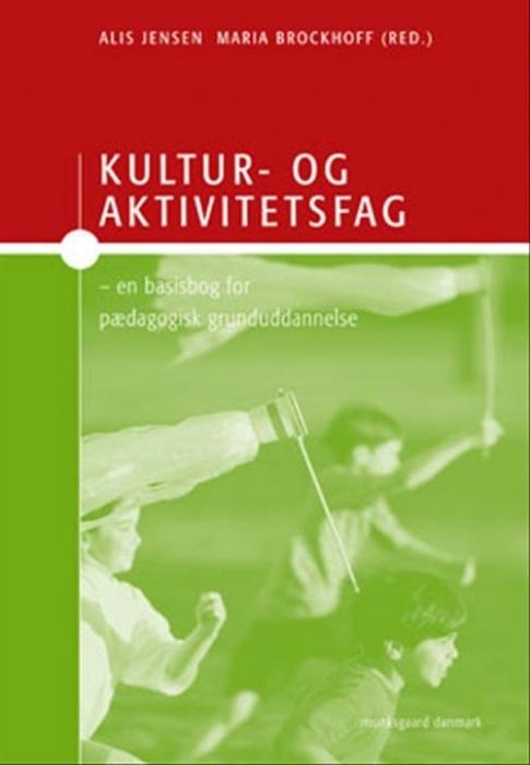 Image of Kultur- og aktivitetsfag (Bog)