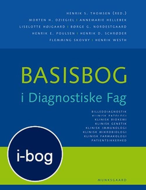 Image of Basisbog i diagnostiske fag (Bog)
