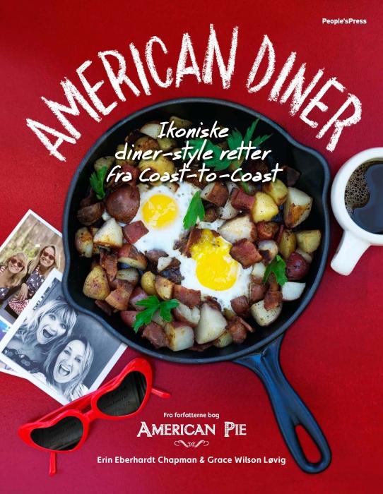 Image of   American Diner (Bog)