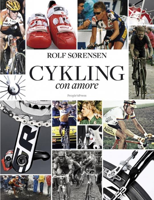 Image of   Cykling con amore (Bog)