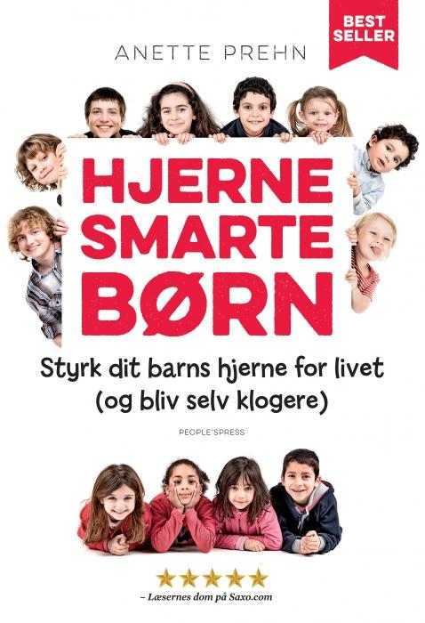 Image of Hjernesmarte børn (Bog)
